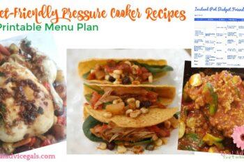 budget pressure cooker recipes