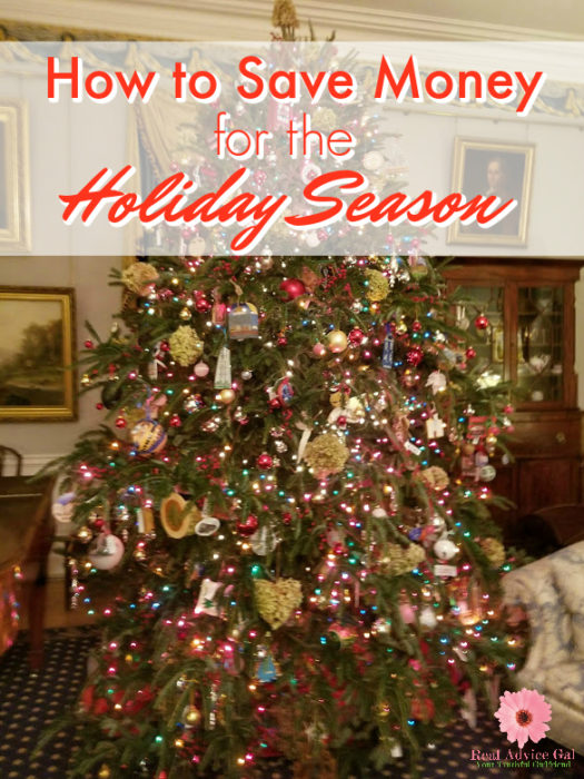 Holiday season is fun but the time for a lot of expenses. Read my money saving tips on how you can budget and save for the holidays.