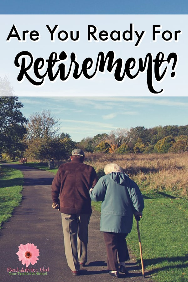 Are you ready for retirement? Do you have a retirement plan? Retirement savings? Read my tips on how you can prepare and enjoy your retirement days.