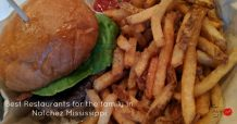 Best Family-Friendly Restaurants in Natchez Mississippi