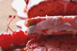 Classic cherry bread recipe